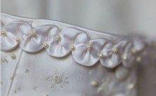 Brautdirndl Detail