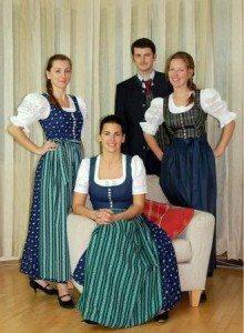 Niederösterreich Dirndl