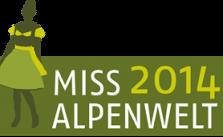Miss Alpenwelt 2014