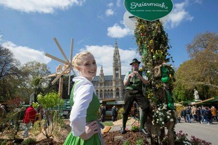 Steiermark-Frühling 2015