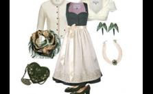 Dirndl-Style Erlkönigin