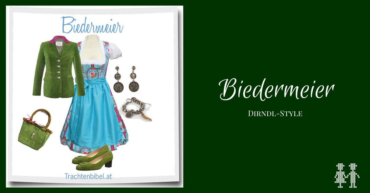 c43ff6d962ff5 Dirndl-Style Biedermeier - Trachtenbibel