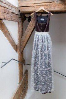 Brautdirndl Berghochzeit