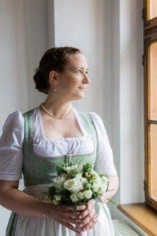 Brautdirndl Ploom