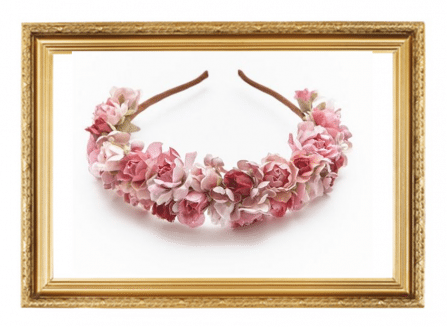 Blumen-Haarreif Must-have