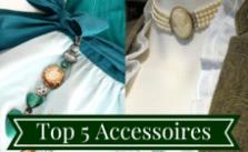 Top 5 Accessoires zum Dirndl