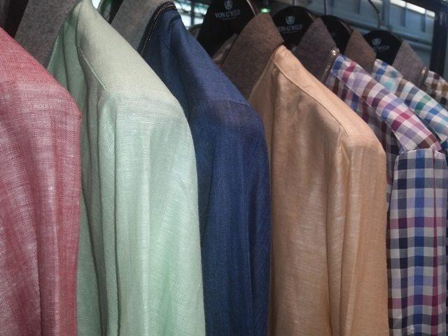 Neue Hemdenfarben bei Von G'wild