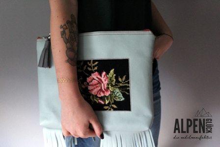 Alpenglück Tasche