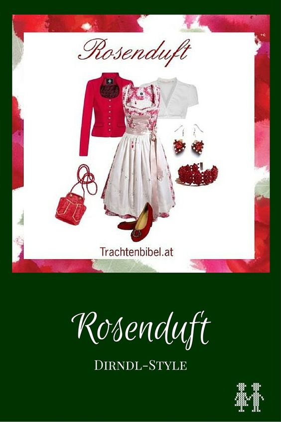 Dirndl Style Rosenduft