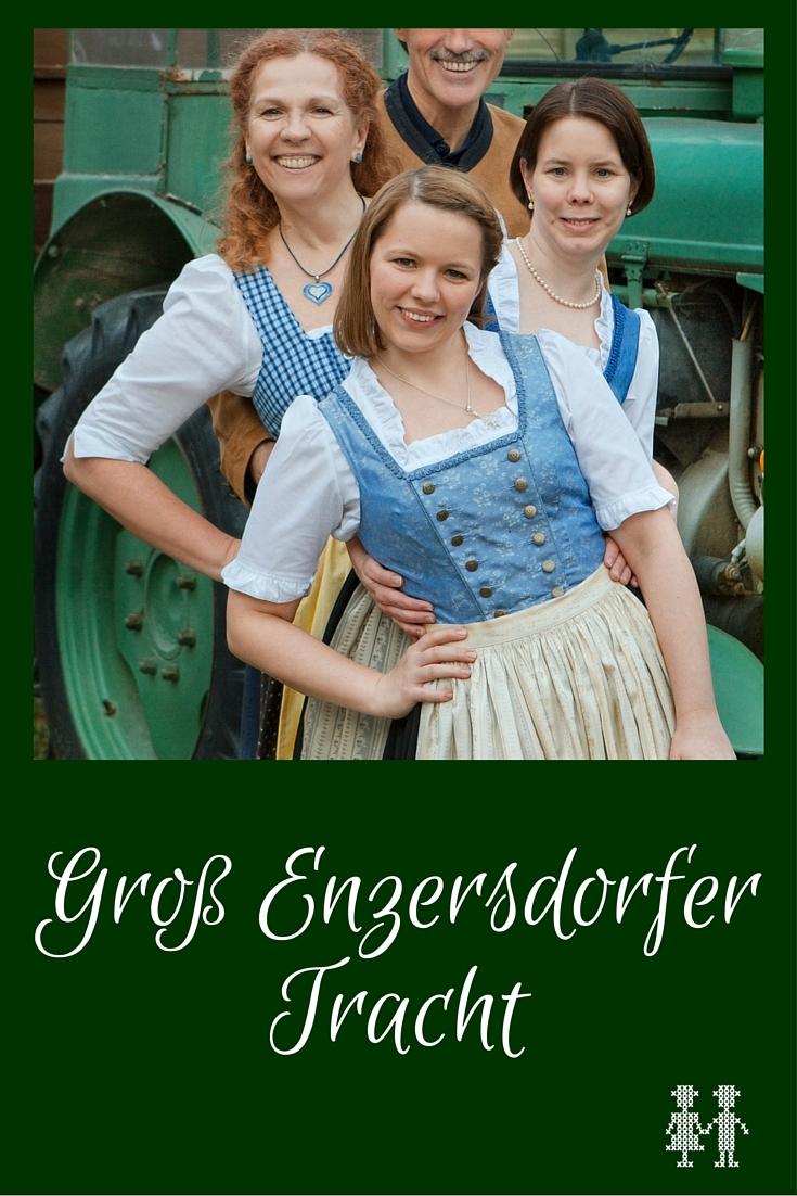 Als Symbol für Image und Zusammengehörigkeit gibt es seit 2008 in Groß Enzersdorf eine Alltags-, eine Festtags- & eine Stadttracht. Hier erfahren Sie mehr.