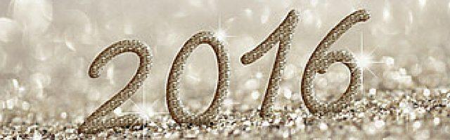 Wir freuen uns auf 2016!