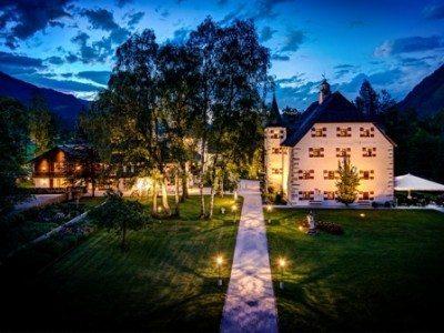 Schloß Prielau: einer der Top Orte für die Trachtenhochzeit
