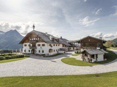 Winterstellgut in Annaberg: einer der Top Orte für die Trachtenhochzeit