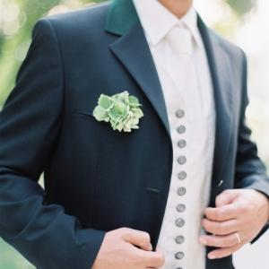 Leben Liebe & eine Trachtenhochzeit Shooting von peachesandmint - Anzug Bräutigam