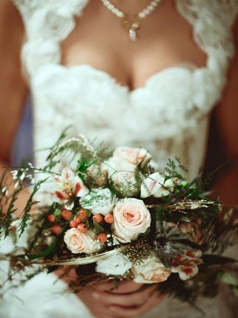 Prinzessin für einen Tag Brautstrauß