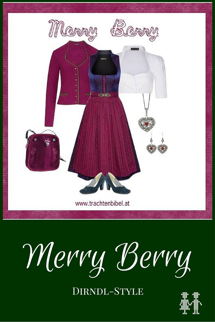 Dirndl-Style Merry Berry zum Nachshoppen