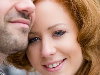 Trachtenhochzeit auf dem Nebelhorn Brautpaar