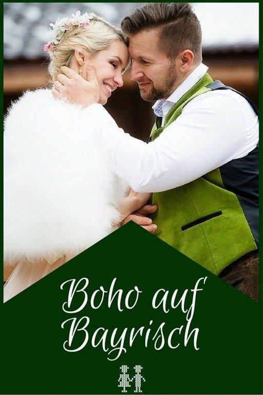 Ein Styled Shooting bringt den Boho Stil nach Bayern!