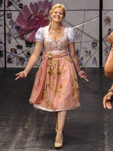 Geweihda auf der 5. Secret Fashion Show