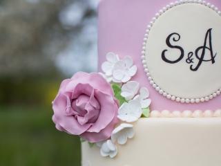 Verträumter Luxus in Tracht - Hochzeitstorte Trachtenhochzeit