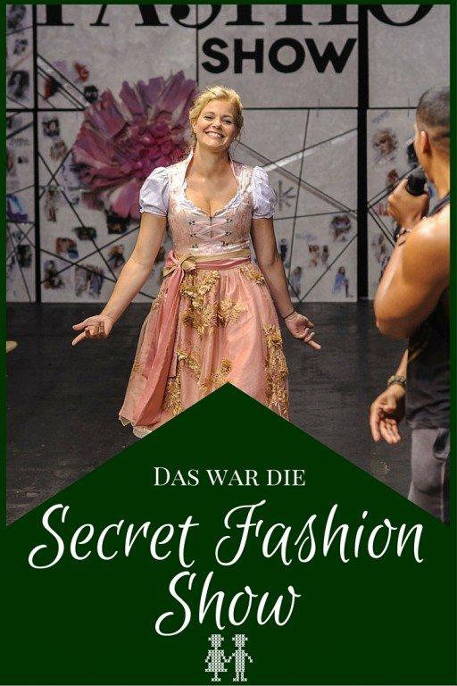 Exklusive Einblicke hinter die Kulissen der Secret Fashion Show!