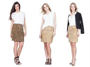 Trachtenamazonen Lederrock Couture Line (4)