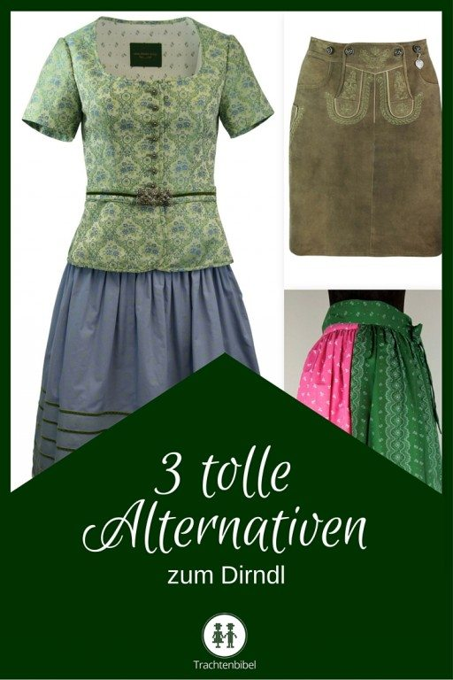 Alternativen zum Dirndl