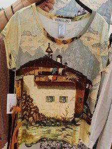 Trachtiges Shirt Von & Zu
