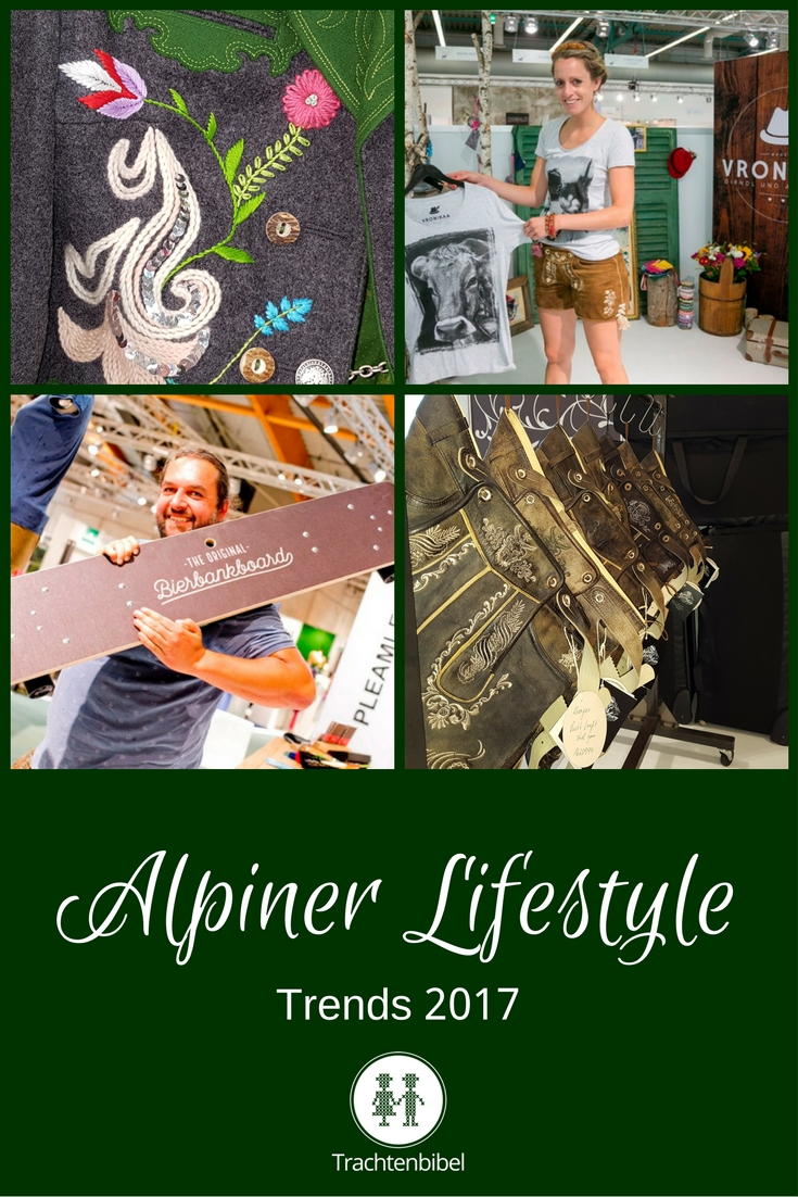 Alpiner Lifestyle Trends 2017