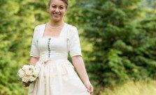 Schlierseer Brautdirndl