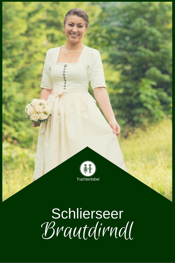 Schlierseer Hochzeitsdirndl