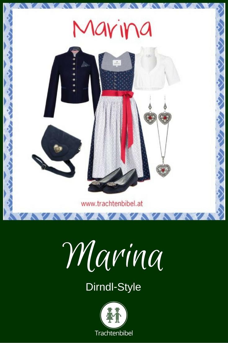 Marina Dirndl-Look zum Nachshoppen