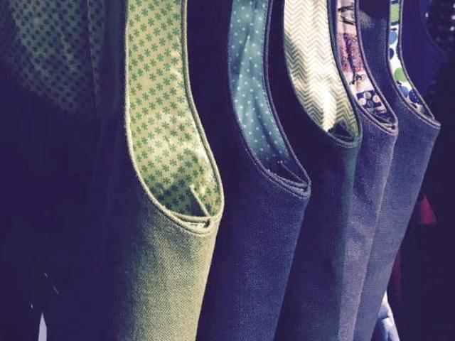 Die Nahtzugabe bei einem hochwertigen Dirndl lässt auch einen Kleidergrößenwechsel zu.