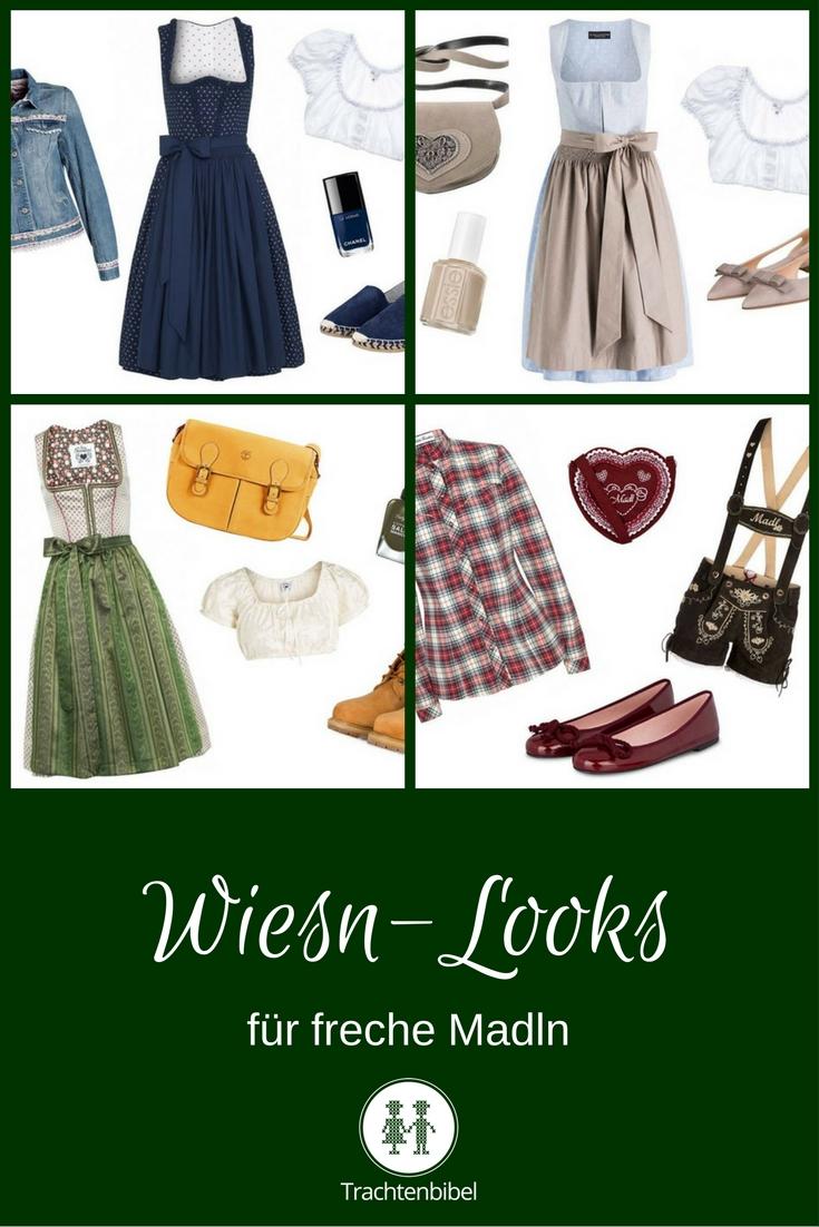 Bloggerin Lara zeigt ihre 5 Outfit-Ideen für die Wiesn 2016!