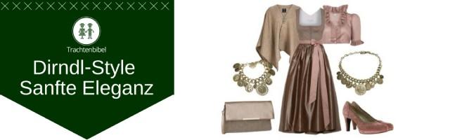 Dirndl Style Sanfte Eleganz