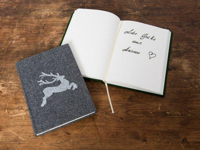 Notizbuch Loden