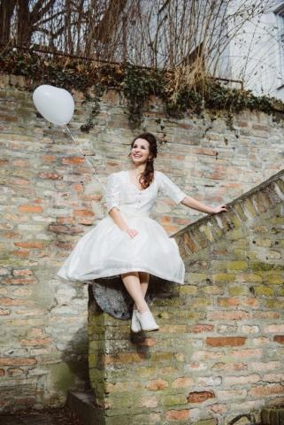 Hochzeitsdirndl von Ninnerl Dirndl
