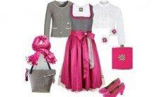 Dirndl-Style Pink Princess