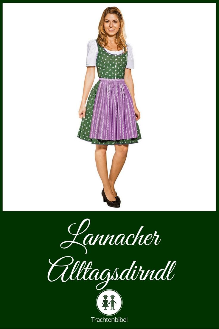 Das Lannacher Alltagsdirndl ist eine variable Tracht aus der Steiermark.
