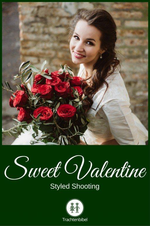 Brautdirndl der besonderen Art - Sweet Valentine