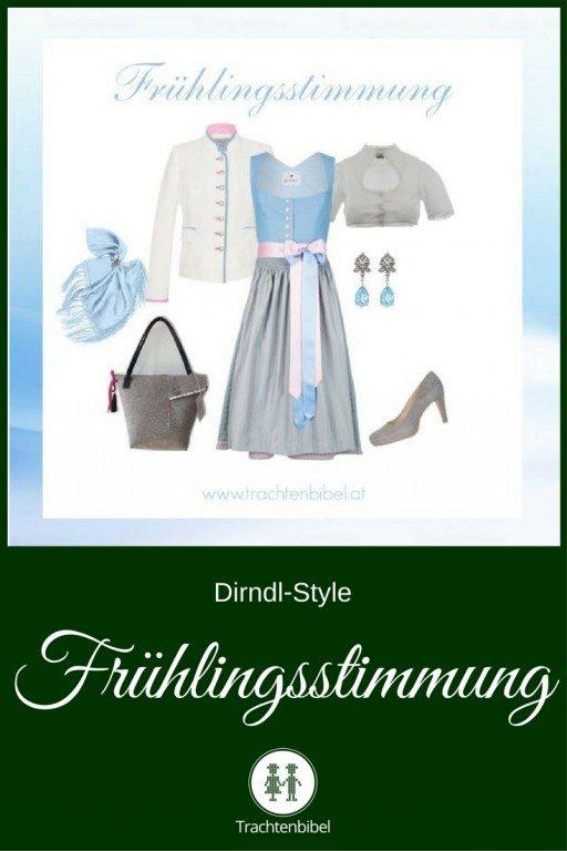 Dirndl-Style Frühlingsstimmung zum Nachshoppen. Hier alle Infos erhalten.