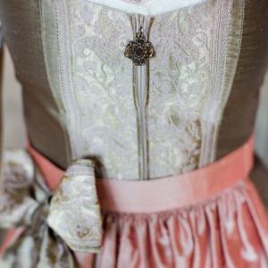Trachtenhochzeit Rustikale Eleganz Brautstrauß