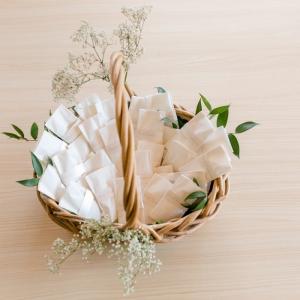 Taschentücher für Freudentränen Hochzeit
