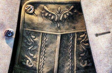 Patina ist für die Lederhose wichtig