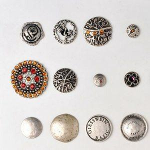 Schrabacher Trachtenknöpfe Emaille und Swarovski Steine