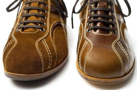 Sneakers zur Lederhose von Zwick - trachtig aber modern