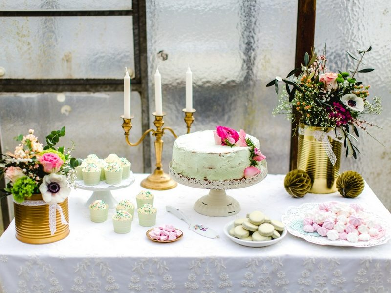 Styled Shooting Tian Van Tastique Sweet Table