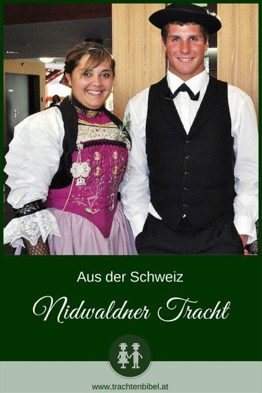 In der Schweiz gibt es unzählige Trachten in den diversen Kantonen. Die Nidwaldner Tracht ist ein schönes Beispiel für diese aufwendigen Kleidungsstücke.