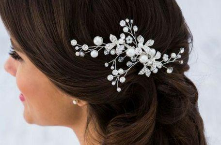 Romantischer Brautschmuck 2017 fürs Haar - Trachtenbibel