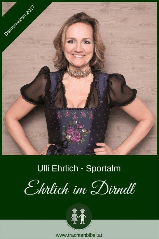 Die Chefdesignerin von Sportalm Ulli Ehrlich über ihr erstes Prinzessinnen-Dirndl und die Trends von heute
